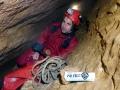 Abo v pukliněPotápění v jeskyních, Slovenský kras